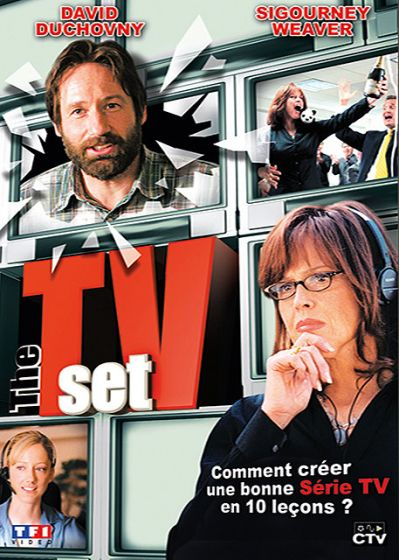 The TV Set - DVD