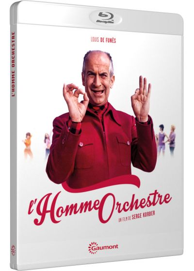 L'Homme orchestre - Blu-ray