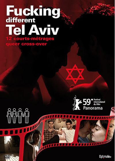 Fucking Different Tel Aviv (12 courts métrages queer cross-over) - DVD
