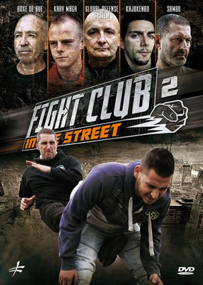 Fight Club in the Street - Vol. 2 - DVD