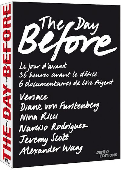 The Day Before - Volume 2 - DVD