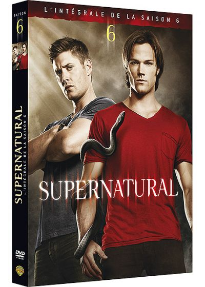 Supernatural - Saison 6 - DVD