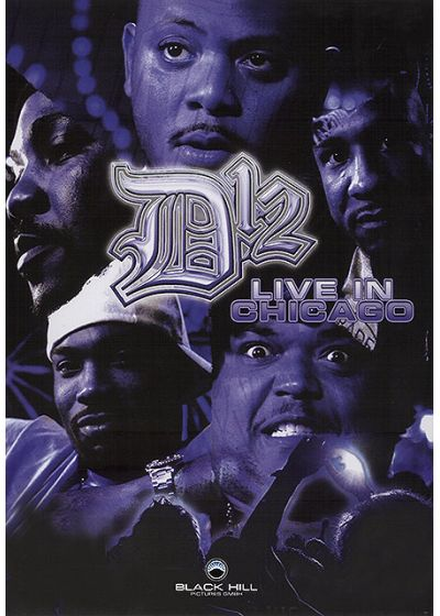 D-12 - Live in Chicago - DVD