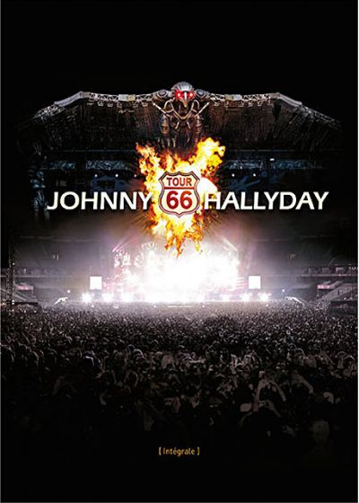 Johnny Hallyday - Stade de France 2009 : Tour 66 (Edition Deluxe) - DVD