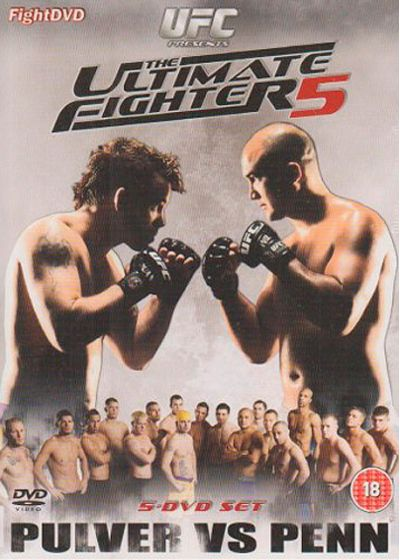 UFC : The Ultimate Fighter 5 - Pulver vs Penn - DVD
