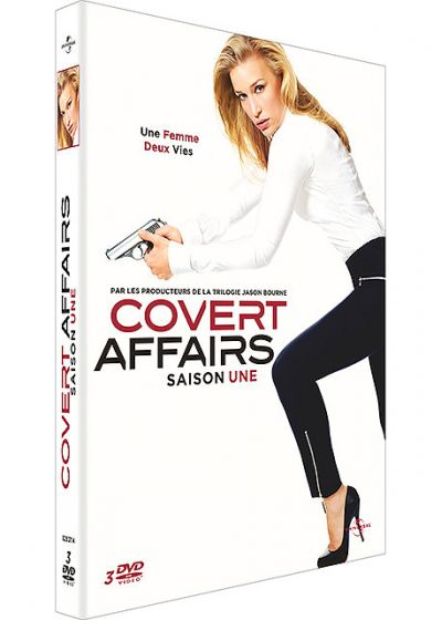 Covert Affairs - Saison 1 - DVD