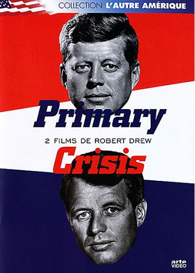 Primary + Crisis - DVD