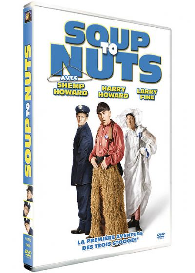 Soup to Nuts - DVD