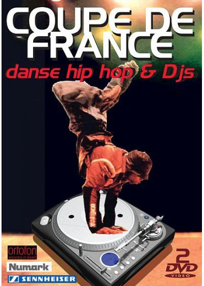 Coupe de France Danse Hip Hop & Djs - DVD