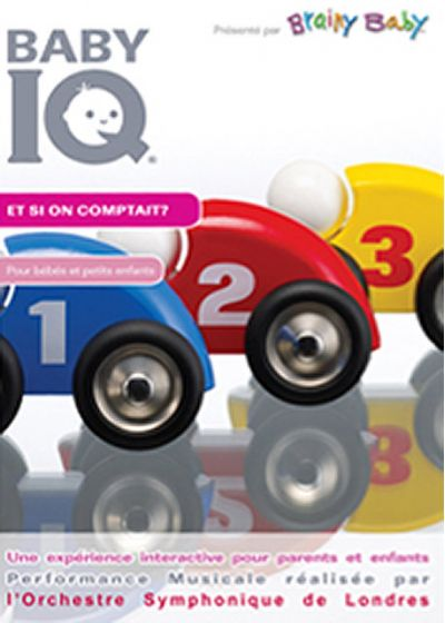 Baby IQ - Et si on comptait ? - DVD