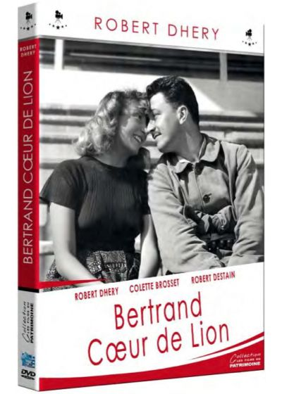 Bertrand coeur de lion - DVD