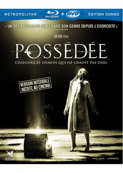 Possédée (Combo Blu-ray + DVD - Version intégrale) - Blu-ray
