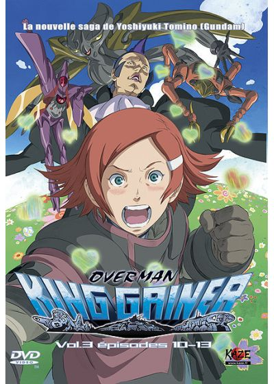 Overman King Gainer - Vol. 3 - DVD