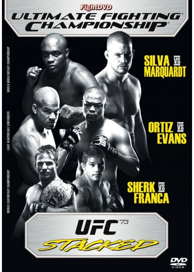 UFC 73 : Stacked - DVD