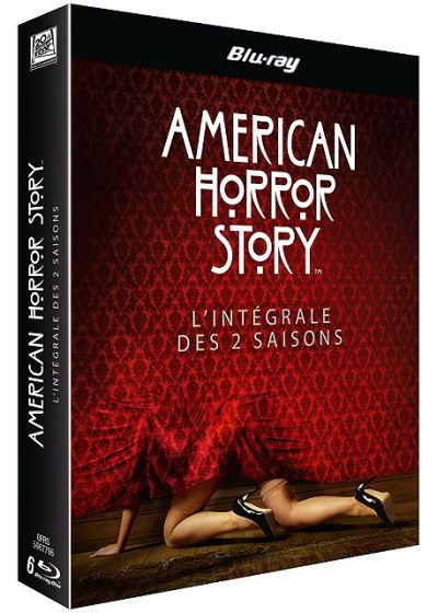American Horror Story - L'intégrale des 2 Saisons - Blu-ray