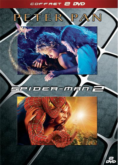 Spider-Man 2 + Peter Pan (Pack) - DVD