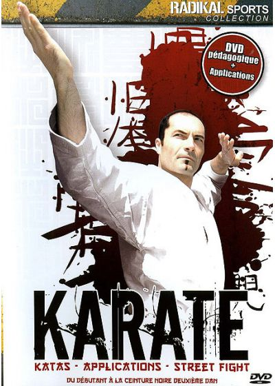 Karaté - Katas - Applications - Street fight - DVD