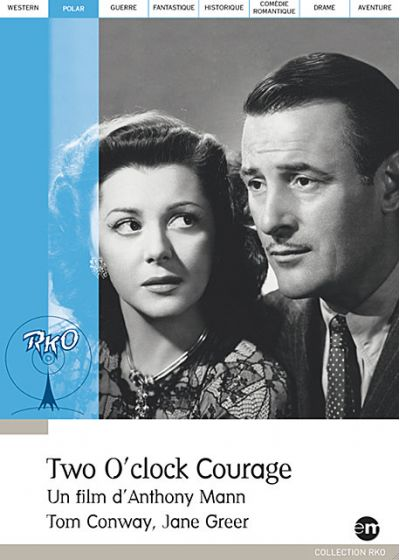 Two O' Clock Courage - DVD