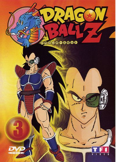 Dragon Ball Z - Vol. 03 - DVD