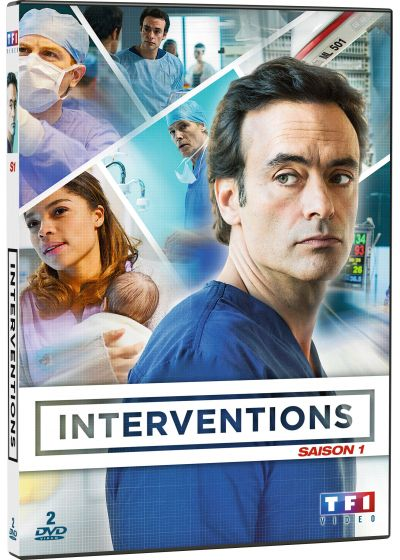 Interventions - Saison 1 - DVD