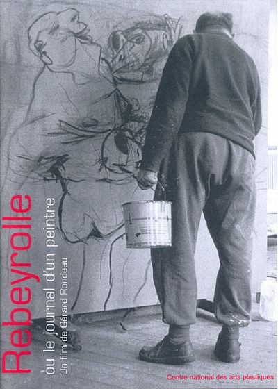 Rebeyrolle ou le journal d'un peintre - DVD
