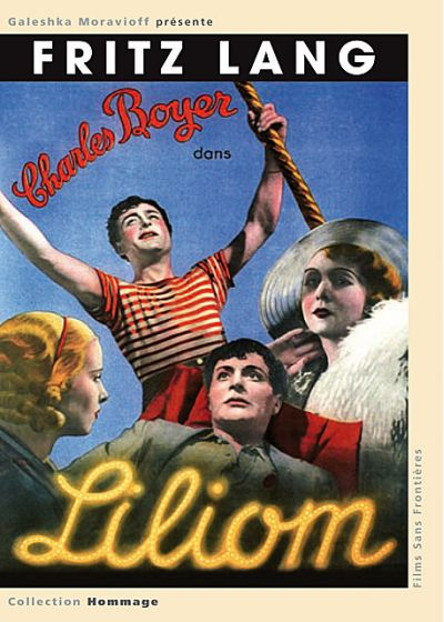 Liliom (Version restaurée) - DVD