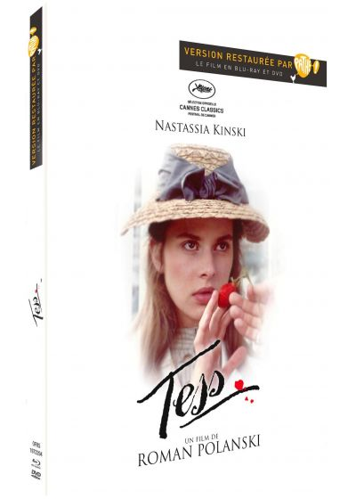 Tess (Édition Digibook Collector Blu-ray + DVD) - Blu-ray