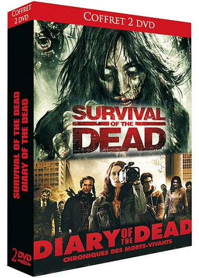 Survival of the Dead + Diary of the Dead (Pack) - DVD
