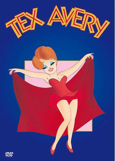 Tex Avery - 1 - DVD
