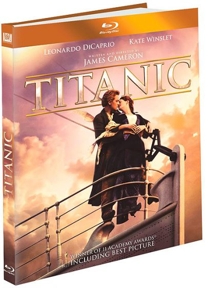 Titanic (Édition Digibook Collector + Livret) - Blu-ray