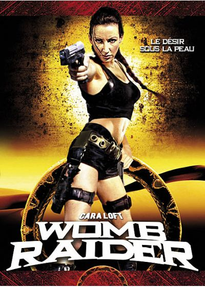 Womb Raider - DVD