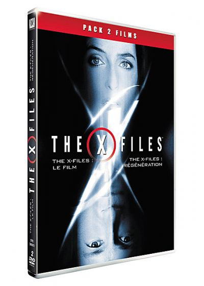 The X-Files - Le Film + Régenération (Pack 2 films) - DVD