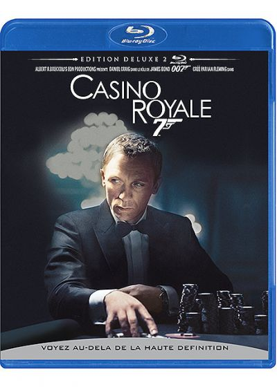Casino Royale (Edition Deluxe) - Blu-ray