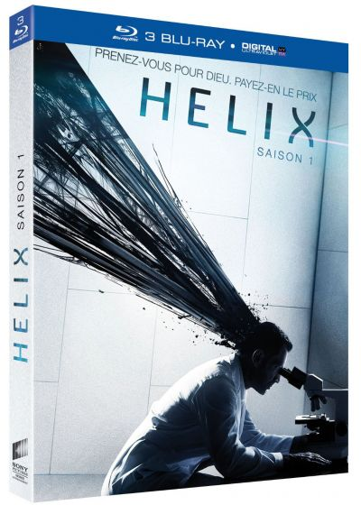 Helix - Saison 1 (Blu-ray + Copie digitale) - Blu-ray