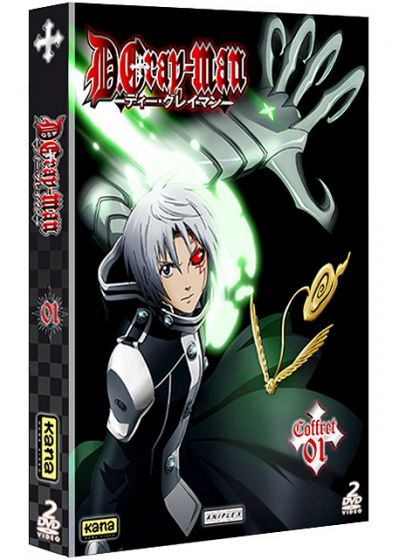 D.Gray-Man - Coffret 01 - DVD