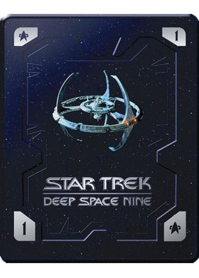 Star Trek - Deep Space Nine - Saison 1 - DVD
