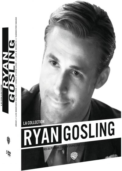 La Collection Ryan Gosling - Drive + Les marches du pouvoir + Crazy Stupid Love + Love & Secrets + Gangster Squad (Pack) - DVD