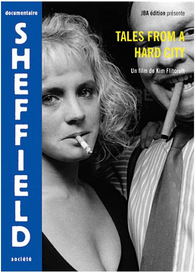 Tales From a Hard City - DVD