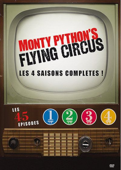 Monty Python's Flying Circus - DVD