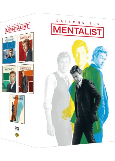 The Mentalist - Saisons 1 - 5 - DVD