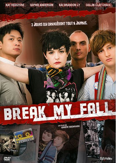 Break My Fall - DVD