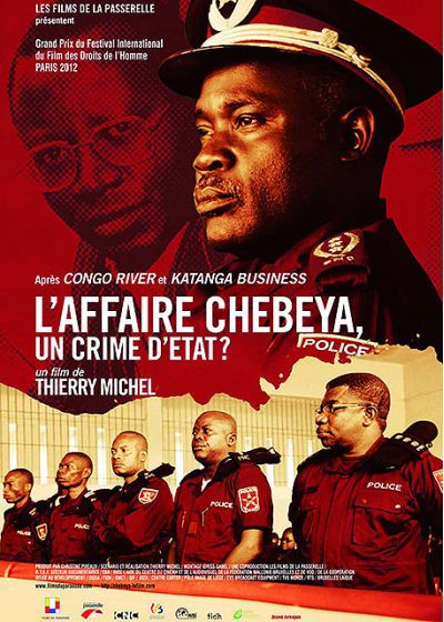 L'Affaire Chebeya, un crime d'état ? - DVD