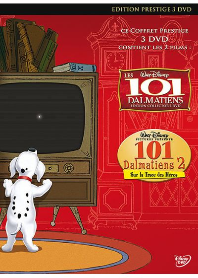 Dvdfr Les 101 Dalmatiens 101 Dalmatiens 2 Sur La Trace Des