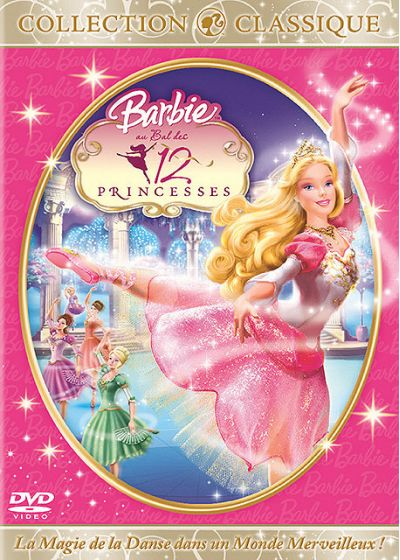 Barbie au bal des 12 princesses - DVD