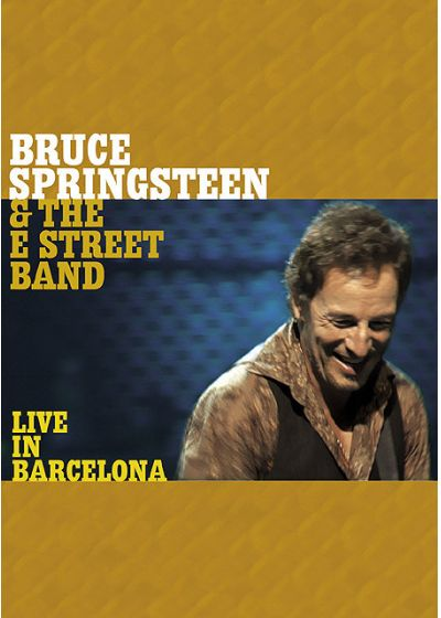 Springsteen, Bruce & The E Street Band - Live in Barcelona - DVD
