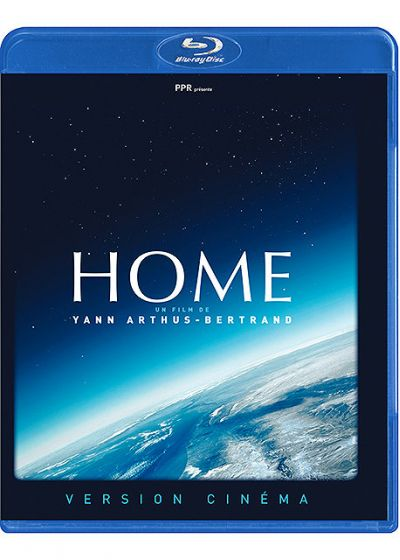 Home (Version cinéma) - Blu-ray