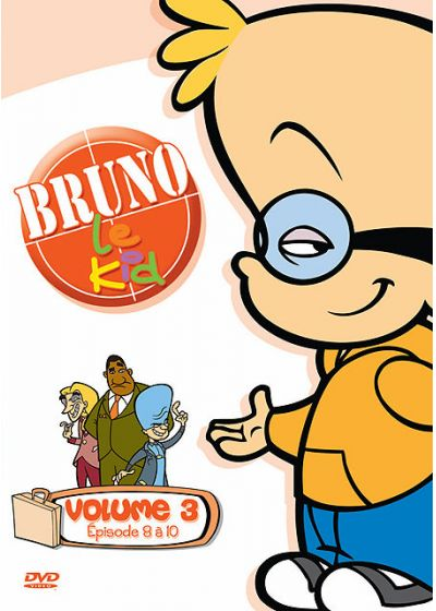 Bruno le kid - Vol. 3 - DVD