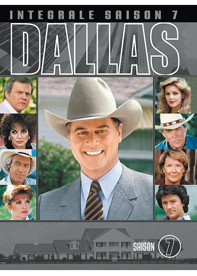 Dallas - Saison 7 - DVD