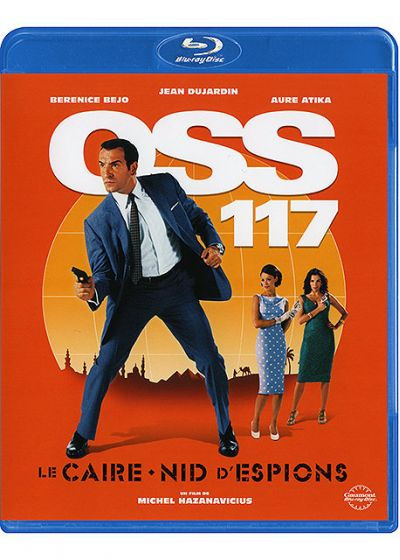 OSS 117 - Le Caire, nid d'espions - Blu-ray