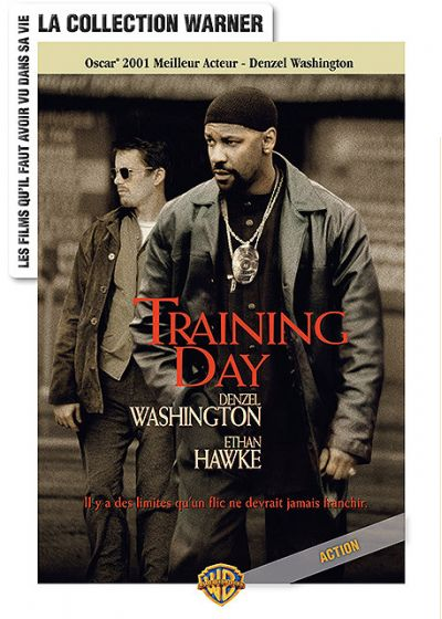 Training Day (WB Environmental) - DVD